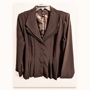 Jackets & Blazers - T. Milano Dk. Brown Blazer/Jacket sz.10